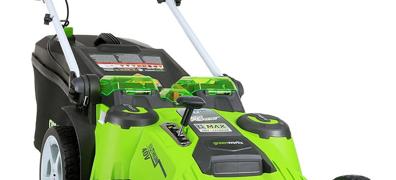 GreenWorks G-MAX 40V 25302 Recensione