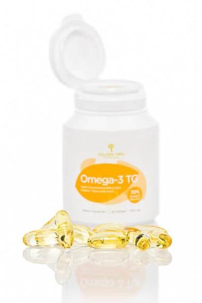 Gli acidi grassi Omega-3 migliorano la salute degli occhi