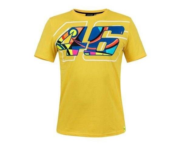 T-shirt VR46 Valentino Rossi