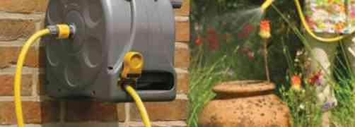 La funzione del tubo di irrigazione del giardino