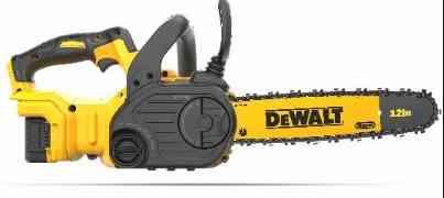 La sega DeWalt ha il vantaggio di avere un motore brushless