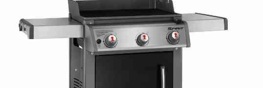 Recensione del Weber Spirit E-310 Gas Grill